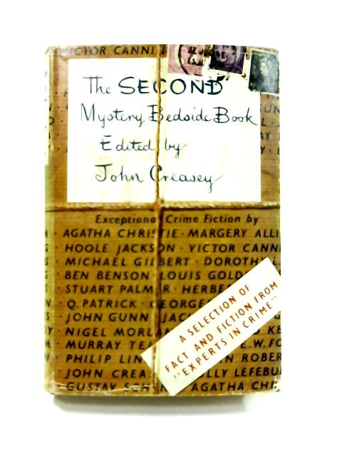 The Second Mystery Bedside Book By John Creasey (ed)