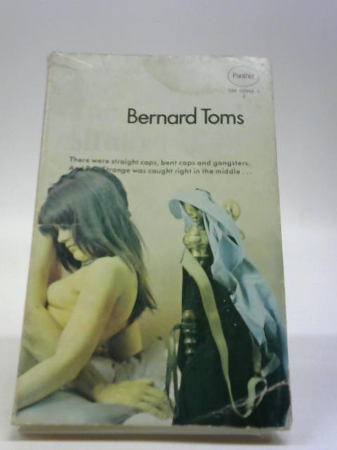 The Strange Affair by Toms, Bernard