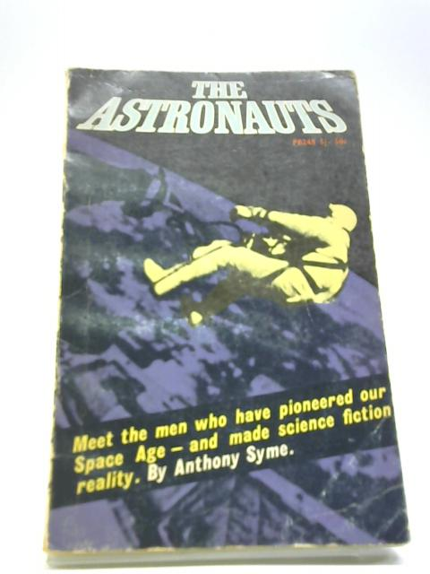 The Astronauts By SYME, Anthony