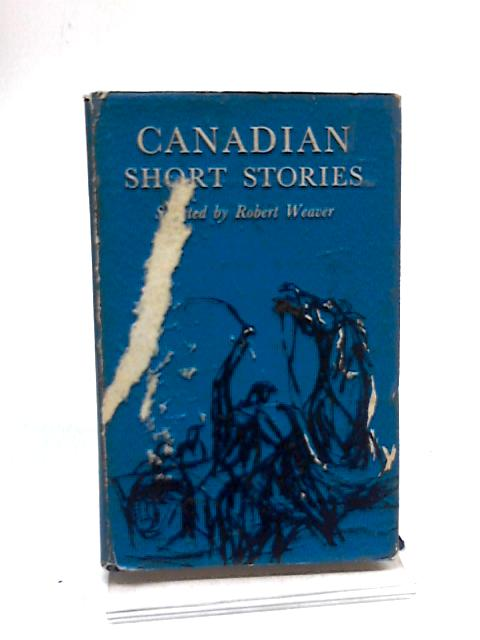 Canadian Short Stories by Weaver