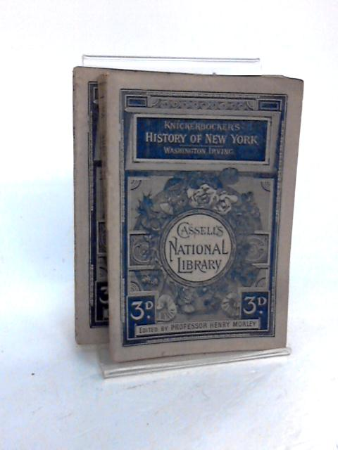 Knickerbockers History of New York (National Library) by Washington Irving