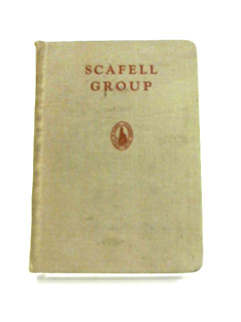 Scafell Group: Climbing Guides to the English Lake District, II. Illustrations by W.Heaton Cooper. By A.T. Hargreaves