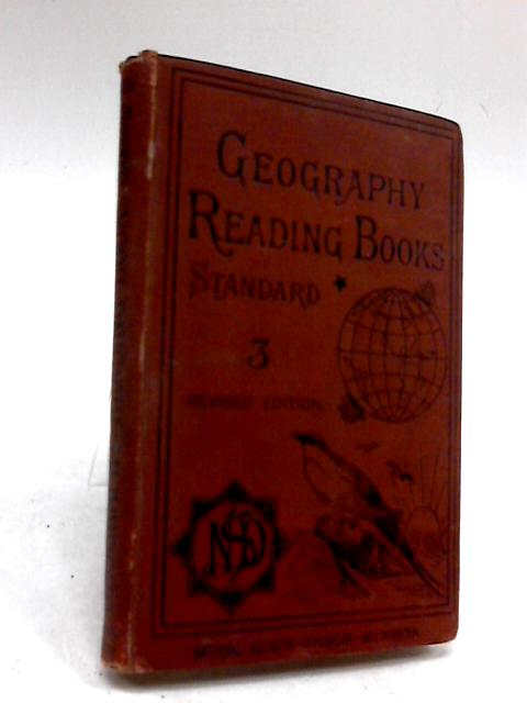 Geography Reading bBooks Standard 3 by Unknown