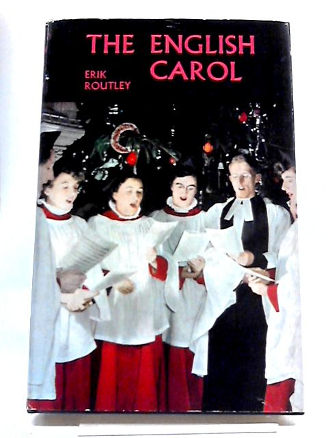 The English Carol by Erik Routley