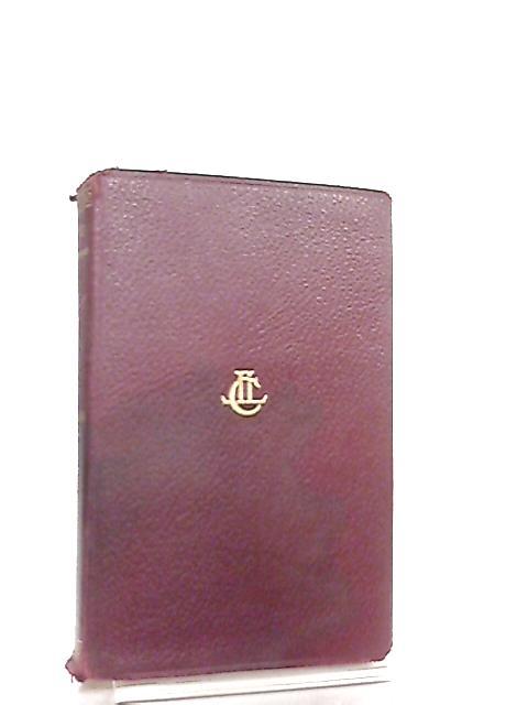 Ovid Metamorphoses Vol II Books IX-XV By Frank J. Miller