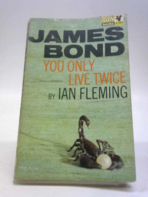 You Only Live Twice by Fleming, Ian
