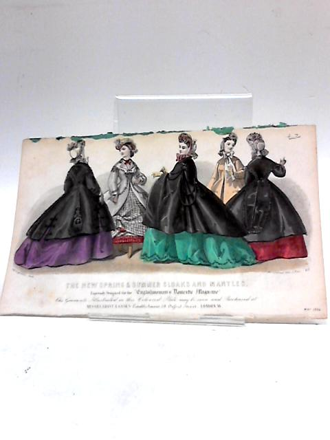 Colour Plate of Ladies Fashion by Unknown