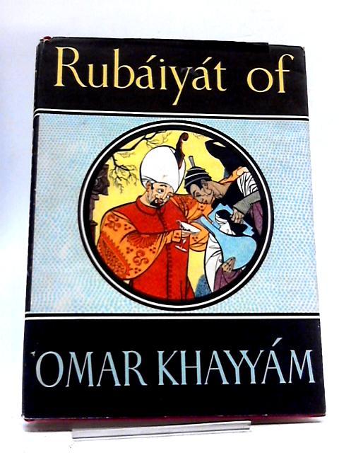 Rubaiyat of Omar Khayyam Khorasan Edition By Edward Fitzgerald