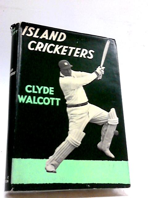 Island Cricketers by Walcott, Clyde