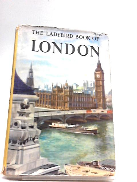 The Ladybird Book of London by John Lewesdon