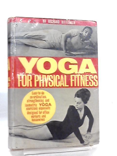 Richard Hittleman Yoga Book