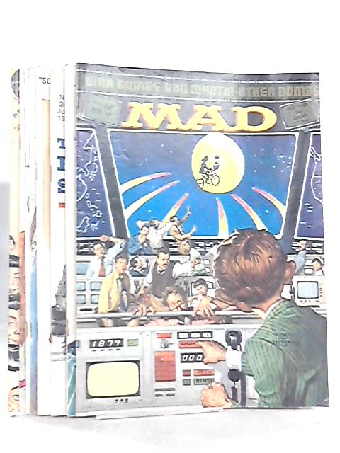 MAD 1984 Nos. 262, 264, 266-270, & 272 (8 Issues) By Albert Feldstein