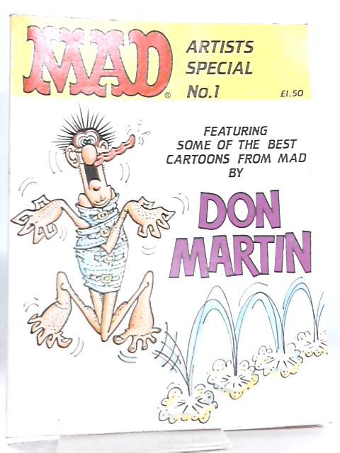 Mad Artists Special No. 1 by Albert feldstein