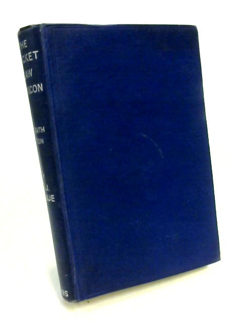 The Pocket Law Lexicon By H. F. J. Teague