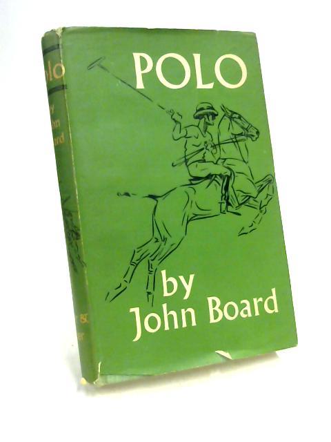 Polo By John Board