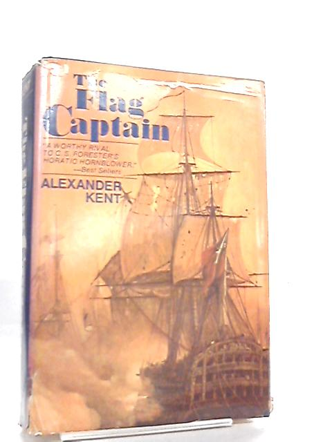 The Flag Captain by Alexander Kent