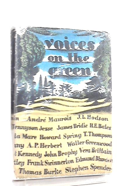 Voices on the Green by A. R. J. Wise