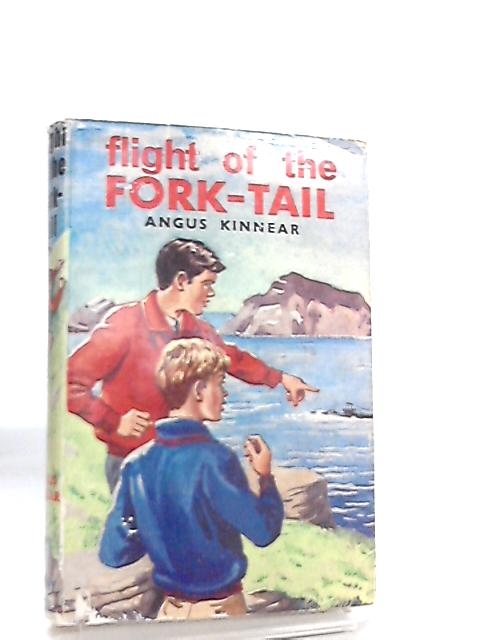 Flight of the Fork-Tail by Angus Kinnear