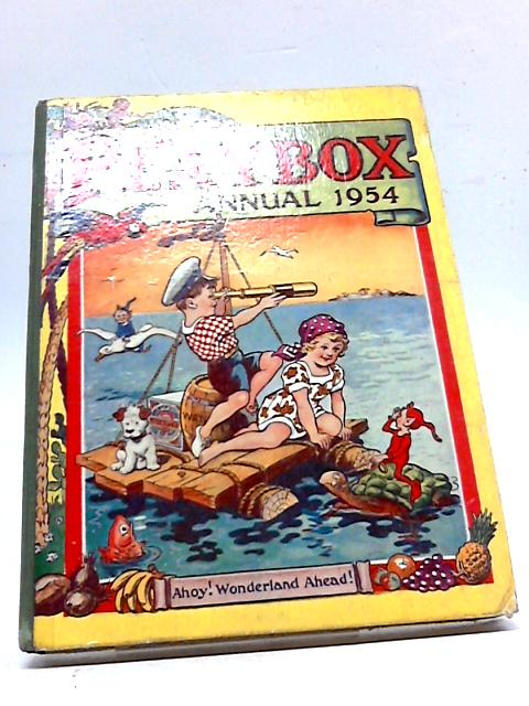 The Playbox Annual 1954 By The Fleetway House
