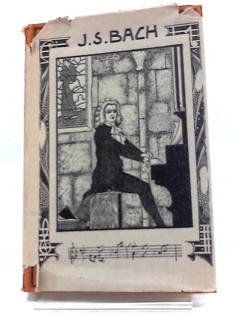 J S Bach By Reginald Lane Poole
