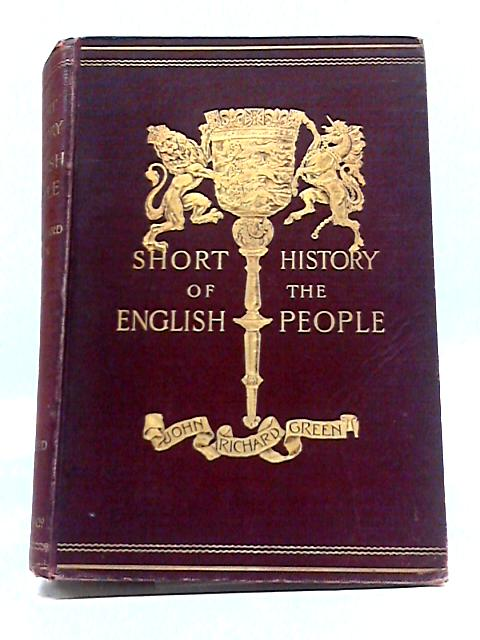 A Short History of English People, Vol. 3 by Green, J. R.