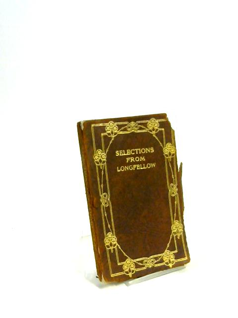 Selections from Tennyson and Longfellow By William Landells