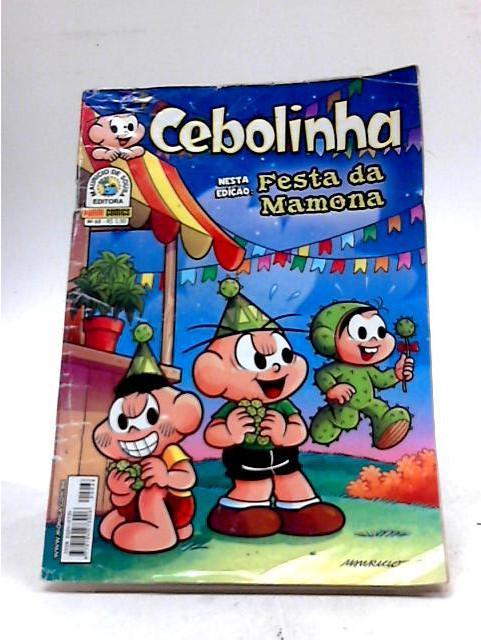 Cebolinha No. 68 Festa Da Mamona by Mauricio et al