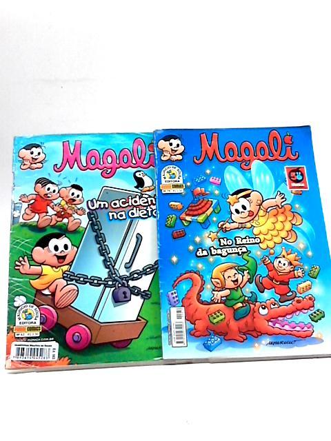Magali Nos. 63, 79 by Mauricio
