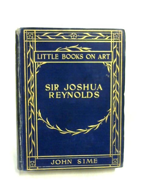 Sir Joshua Reynolds by John Sime