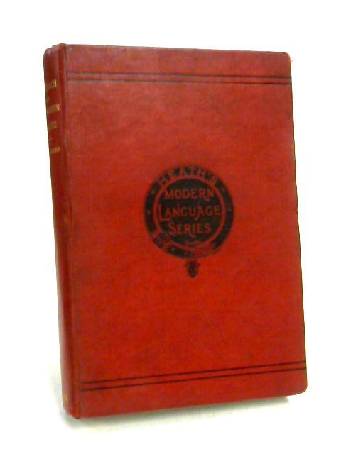 Lehrbuch Der Deutschen Sprache by Arnold Werner-Spanhoofd
