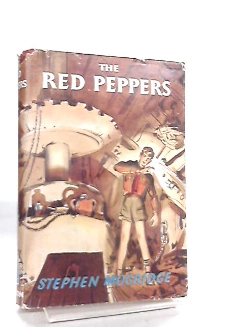 The Red Peppers by Stephen Mogridge