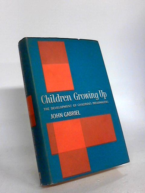 Children Growing Up by John Gabriel