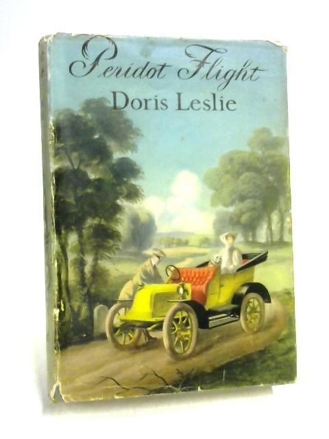 Peridot Flight by Doris Leslie