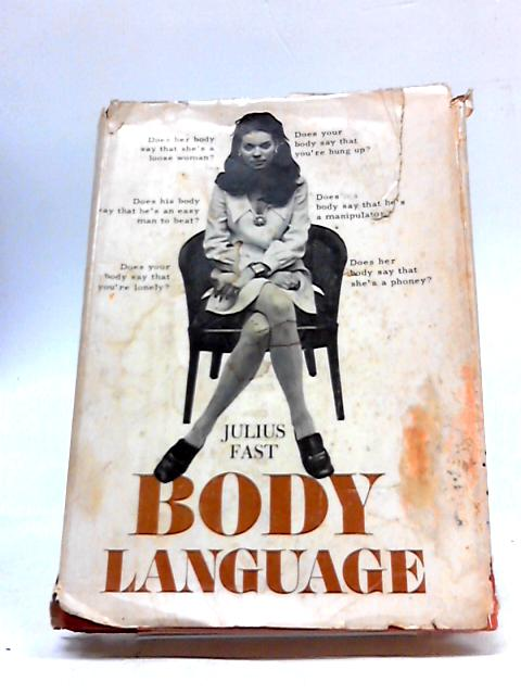 Body Language By Julius Fast