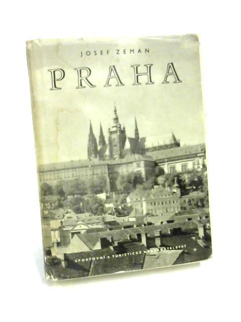 Praha by Josef Zeman