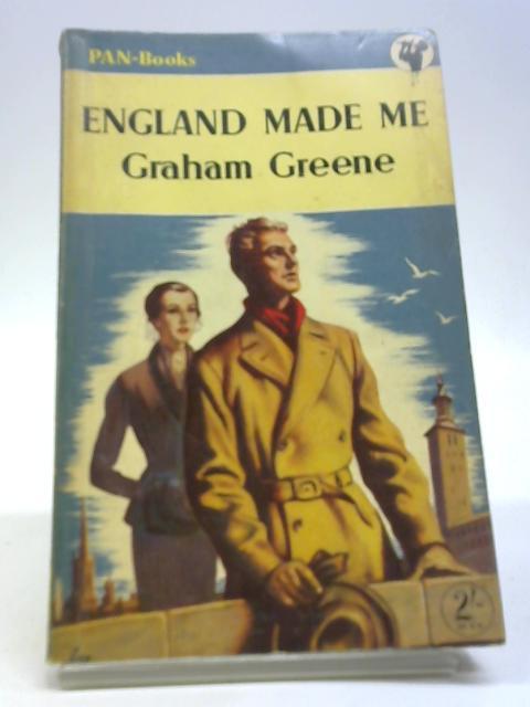 England Made Me by Greene, Graham