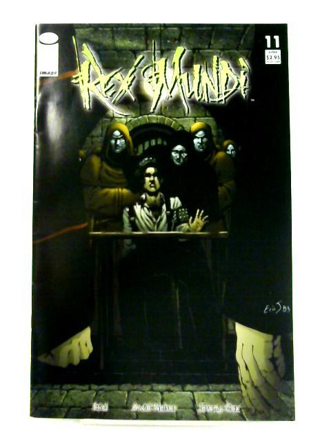 Rex Mundi: No. 11 By Arvid Nelson