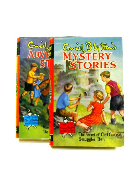 Set of 2 Enid Blyton Stories Titles By Enid Blyton