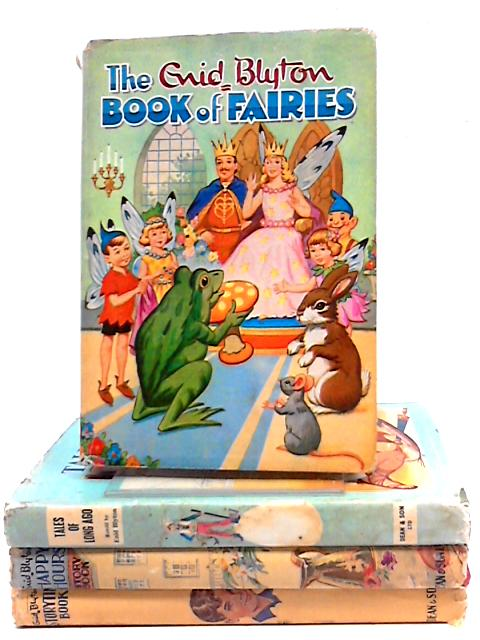 Collection of Four Enid Blyton Titles (Younger Readers) by Enid Blyton