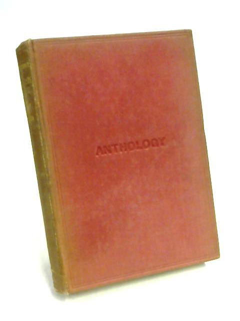 An Anthology of English Prose By Stephen Edwardes Goggin