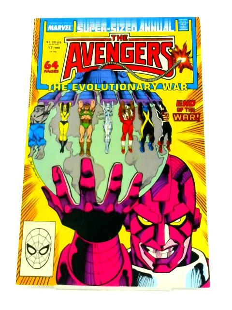 The Avengers Annual: Vol. 1 No. 17 By Walter Simonson