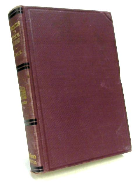 An Introduction to Physical Geology By William J. Miller