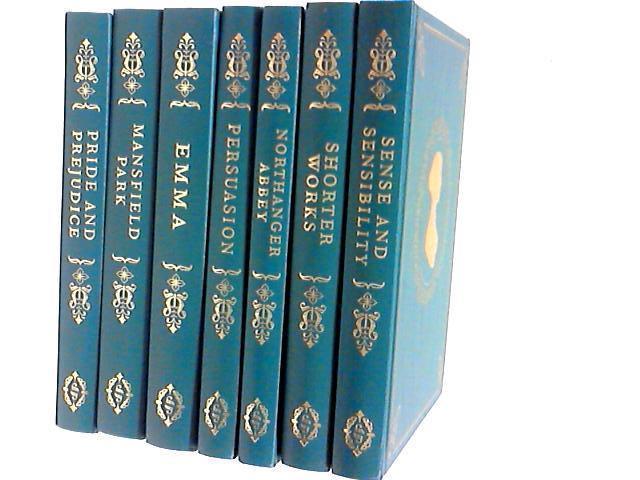 The Folio Jane Austen by Jane Austen