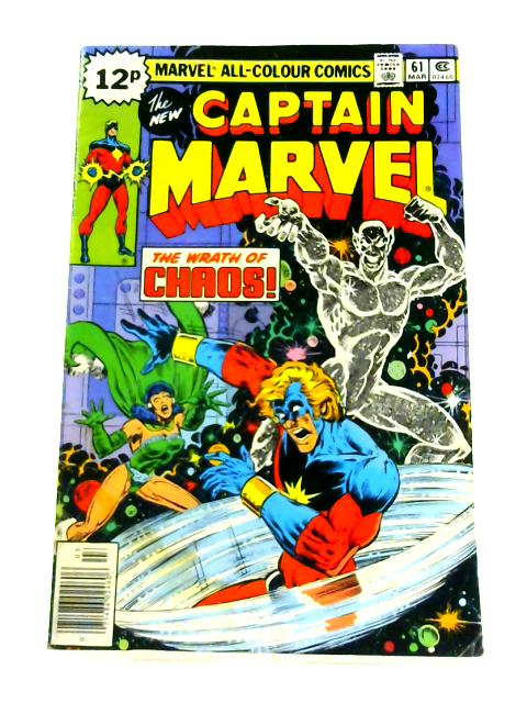 Captain Marvel: No. 67 by Doug Moench