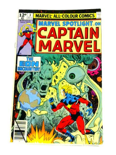 Marvel Spotlight: Vol. 2 No. 3 by Doug Moench