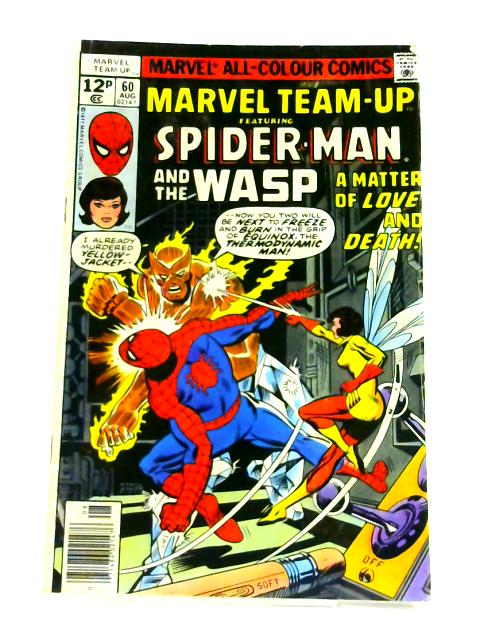 Marvil Team Up: No. 60 by Chris Claremont