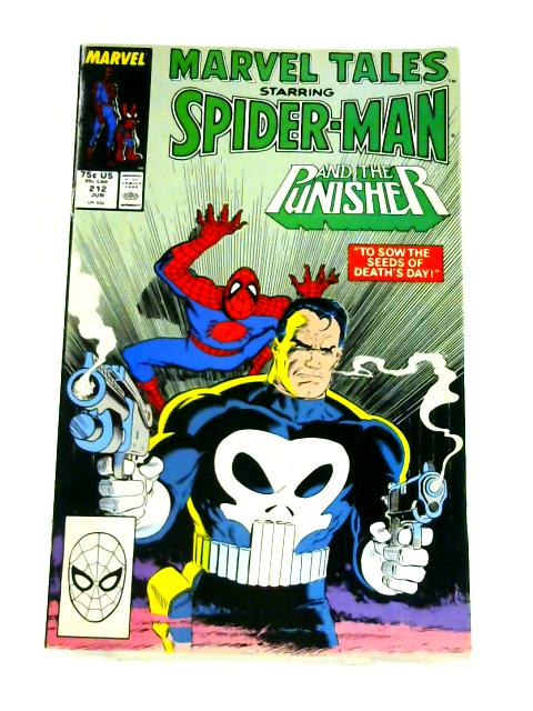 Marvel Tales Starring Spiderman: Vol. 1 No. 212 by Gerry Conway