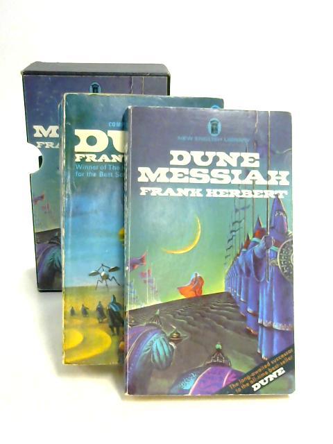 Dune and Dune Messiah (2 x Book - Boxed) by Frank Herbert