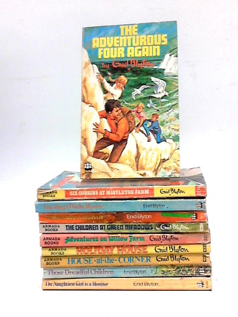 Collection of Ten Enid Blyton Titles (Greater Starter set) by Enid Blyton