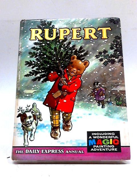 Rupert by Daily Express